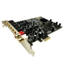5.1 Sound Card PCI Express PCI-E Built-In Double Output Interface for PC W C0Z0