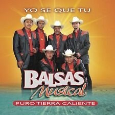 Balsas Musical : Yo Se Que Tu CD