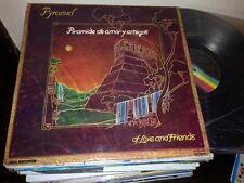 "EL CHICANO - SPANISH 12"" LP SPAIN PYRAMID - SOUL FUNK PSYCH"