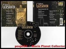 "GEORGE GERSHWIN ""The Best Of"" (CD) Summertime,Rhapsody...,Cuban Overture 2001"