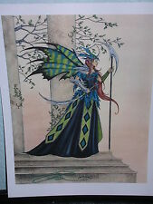 Amy Brown - Battle Dress - OUT OF PRINT - SIGNED