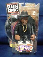 Run-DMC DMC Darryl McDaniels Figure Black Clothes Mezco 2002