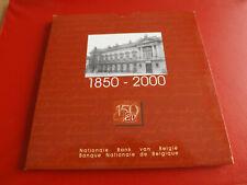 * Belgien KMS 2000 in Blister *11 Münzen st.(Ki.2)