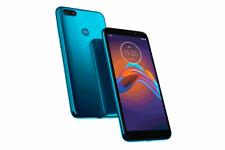 "Motorola MOTO E6 Play 32GB+2GB 5.5"" HD+ Display 13MP Factory Unlocked BLUE New"