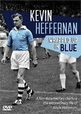 Kevin Heffernan - Wrapped Up In Blue (Documentry Charting Life Of) | NEW DVD