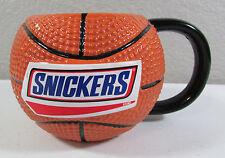 Snickers Basketball Coffee Hot Chocolate Tea Mug Cup By Mars Gallerie 24 oz