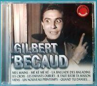 CD Gilbert Becaud Ref 0656