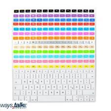 "Silikon Tastaturschutz Macbook Pro Air Retina 2009 - 2015 13"" 15"" 17"" DE"