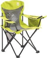 Coleman FyreFly Illumi-Bug Kids Quad Chair Green