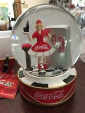 Coca Cola Waterglobe 120mm Official Coca Cola Licensed Product Kurt Adler Ny