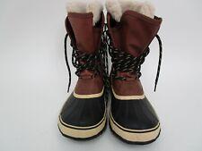 Target Snow Boots Faux Fur Sorel Mens 8 Mint