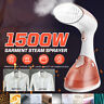 1500W Handheld Steam Iron Clothes Garment Steamer Portable Home Travel Laundry