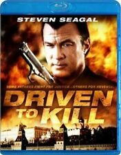 Driven to Kill 0096009045517 With Steven Seagal Blu-ray Region a