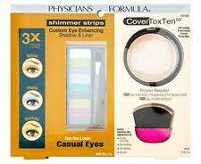 Physicians Formula Shimmer Strips Custom Eye Enhancing Shadow and CoverTox Ten W
