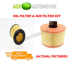 PETROL SERVICE KIT OIL AIR FILTER FOR BMW 330I 3.0 272 BHP 2007-