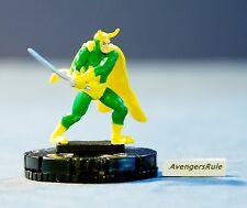 Marvel Heroclix Avengers Assemble 046 Loki Rare