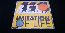 R.E.M. – Imitation Of Life CD Single