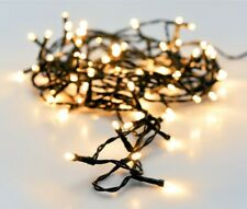 String Fairy Lights - 192 LED Lights Indoor Outdoor Garden Patio Bedroom Lounge