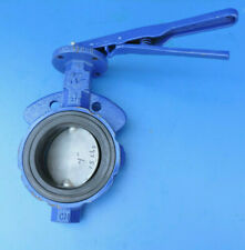 Keystone 4 Inch  Butterfly Valve Stainless Steel Disc