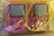 Pokemon Red BattPoke Poke Ball Blaster Toy Red - 1999 TOMY Vintage Lot of 2