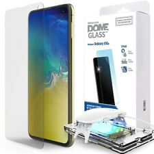 Whitestone DOME Glass 3D Full Kit +UV   Szkło hartowane Glas   Galaxy S10e
