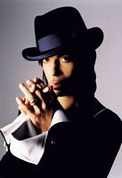 PRINCE ROGERS NELSON *  Music Icon QUALITY CANVAS PRINT