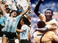 Maradona y Pele DVD NTSC and PAL