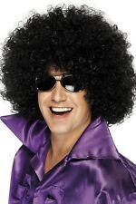 Mega Huge Afro 70's Wig Adult Mens Womens Fancy Dress Costume Accessory