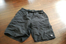 Canari Mtb shorts, with padded liner, Mens Xl, lightweight cycling mountain bike