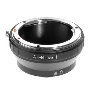 AI-Nikon1 For Nikon AI F Lens to Nikon 1 Mount Camera Adapter J4 J5 V3 S1 S2 AW1