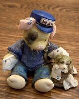 "This Little Piggy ""Porkmaster General"" 1995 Enesco"