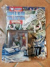 🌟DC COMICS SUPER HERO COLLECTION SIGILLATO🔶DOOMSDAY SPECIAL- INGLESE EAGLEMOSS