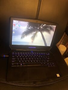 "Alienware 13 R2 Intel i5-6200U 8GB 512GB M.2 SSD 13"" GTX 960M Gaming Laptop"