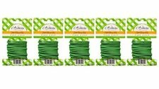 Light Duty Plant Training Soft Twist Ties Green 50FT
