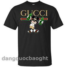 20Guccy Stripe Mickey Classic T-Shirt