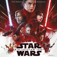 STAR WARS - STAR WARS: DIE LETZTEN JEDI (FILMHÖRSPIEL)   CD NEW