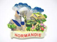 Normandie Magnet  Poly Souvenir Frankreich D-Day Panzer Soldat