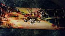 Yugioh OCG Asian Championship 2012 Plus Playmat Near Mint Fast Shipping! L@@K!