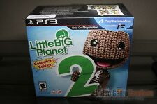 LittleBigPlanet 2 Collector's Edition (PS3 2011) FACTORY SEALED! - EXCELLENT!