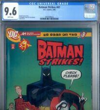 PRIMO:  BATMAN Strikes #41 HARLEY QUINN Poison Ivy NM+ 9.6 CGC 2008 DC comics