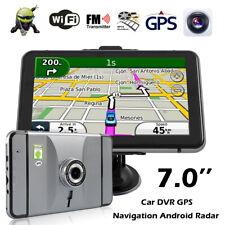 7'' Portable Car GPS Navigation Auto Navigator Nav 8GB 512MB RAM with Free Map