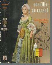 Une fille du regent.Alexandre DUMAS.Collection Gerfaut SF51