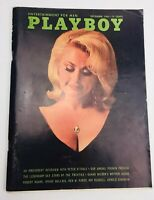 1965 September PLAYBOY Peter O'Toole Interview Fair Condition Dickies Ad