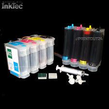 Remplissable Recharge CARTOUCHE Encre D'Imprimante 10xl 82xl pour Hp