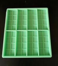 8 Cells Snap-Bar Silicone Mould Wax Melts Silicone Mould Candle Soap Resin Tarts