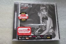 Lady Gaga - Born This Way - The Remix PL CD POLISH RELEASE NEW SEALED
