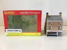 Lyddle End N Gauge Building RADCLIFFE'S NEWSAGENT N8033..