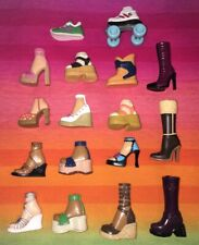 Mattel My Scene----Girl Shoes LOT----Mismatched, Singles Shoes, No Match, Mixed