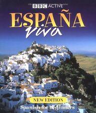 BBC Espana Viva: Spanish for Beginners Coursebook,Derek Utley