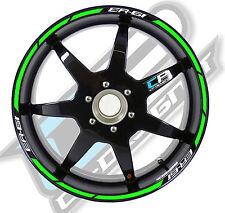 Strisce adesive per cerchi moto tipo 1 KAWASAKI ER6F new sticker strip er 6 f